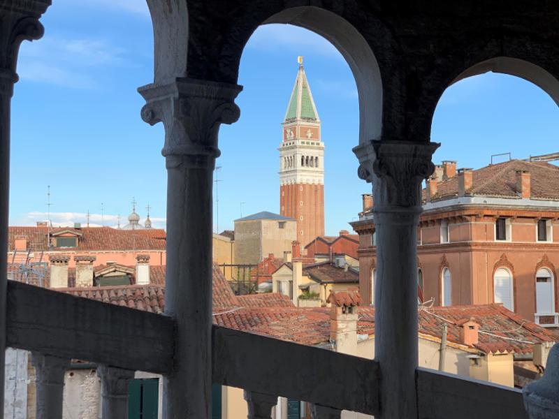 Panorama dalla Scala Contarini Del Bovolo