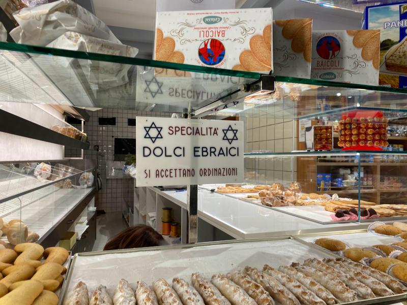 Specialità dolci Ebraici