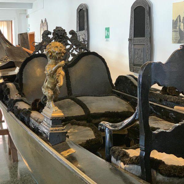 Gondola Privata di Peggy Guggenheim